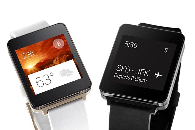 LG G Watch, iPhone ile sorunsuz çalışıyor