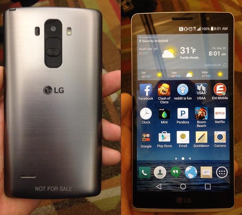 LG G4 Görüntüleri Sızdırıldı.