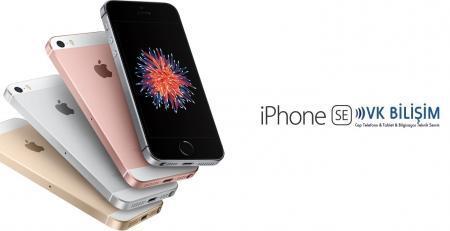 iPhone SE Tanıtıldı