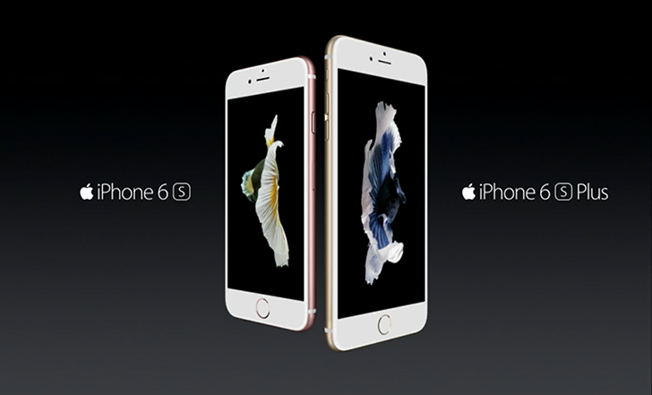 iPhone 6s & iPhone 6s Plus Tanıtıldı
