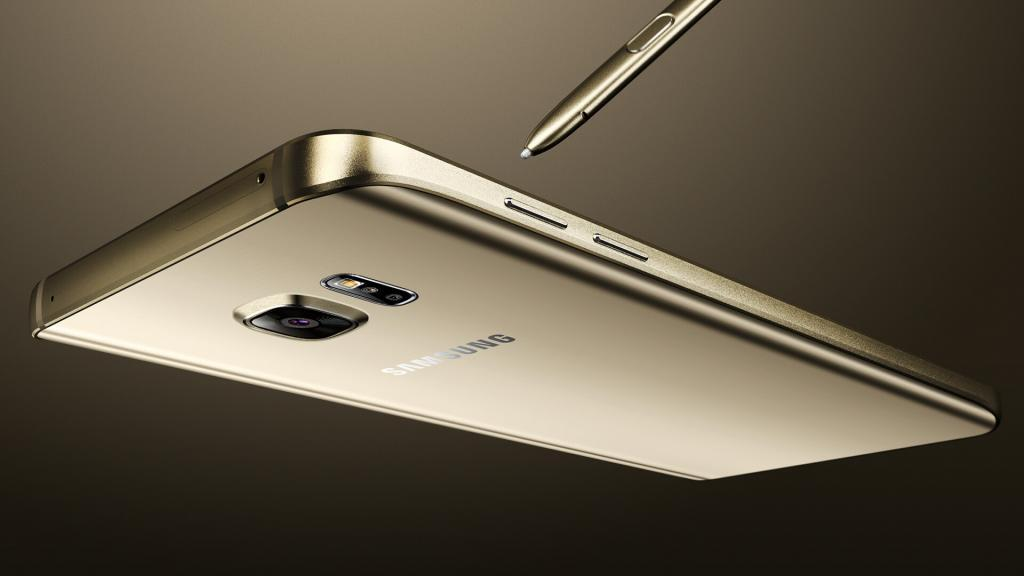 Samsung Galaxy Note 5 Altın Gold