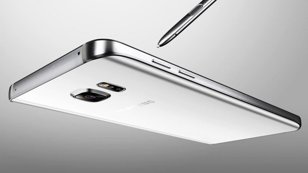 Samsung Galaxy Note 5 Beyaz